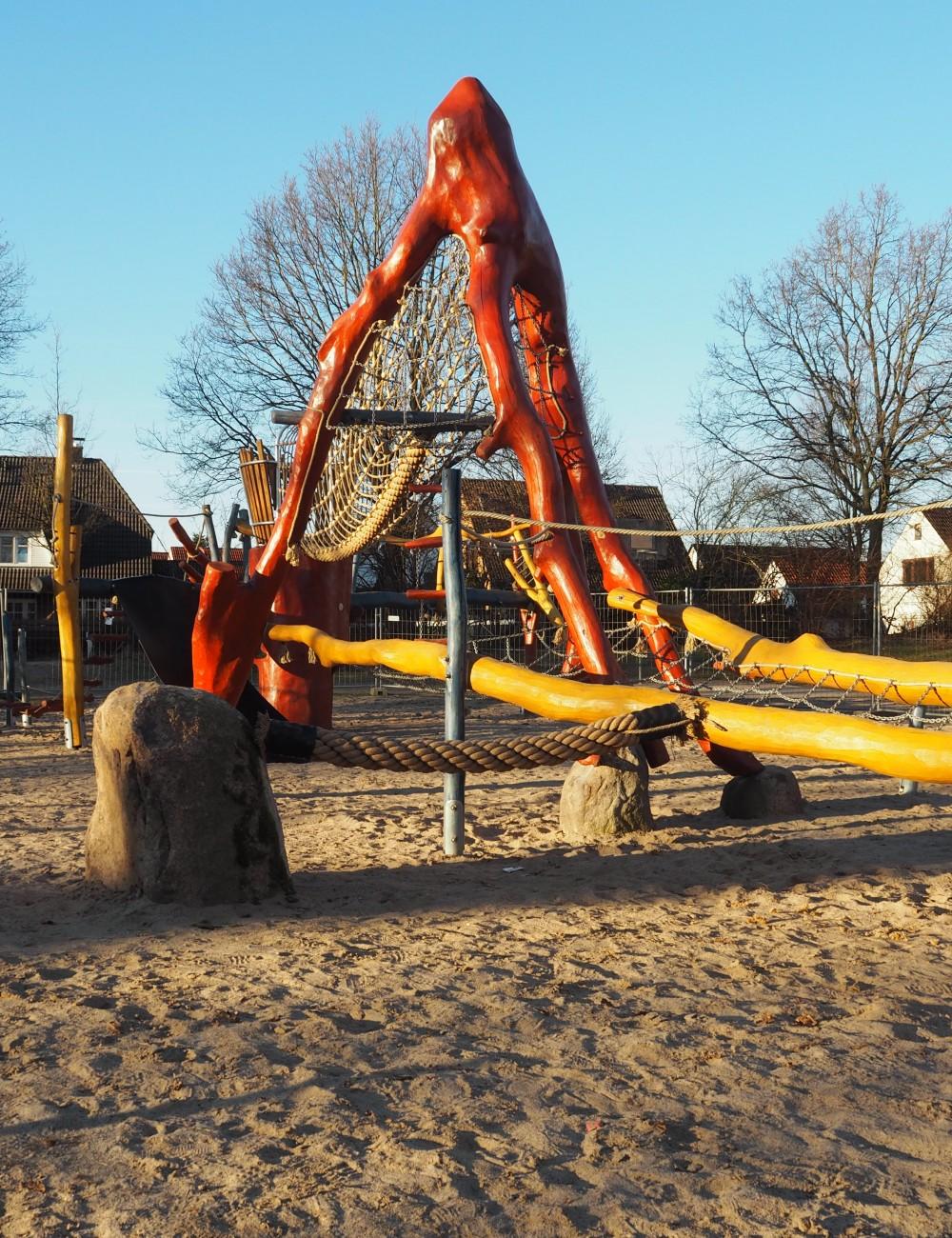 Bild: Spielplatzbau